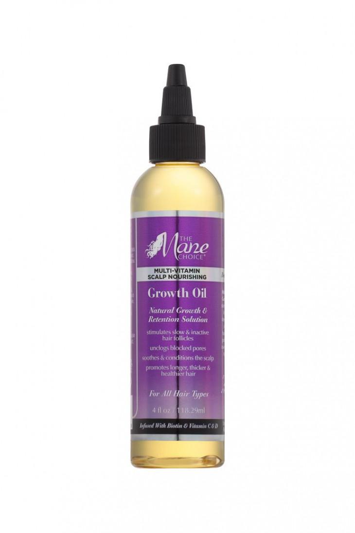 The Mane Choice Natural Hair Growth Oil