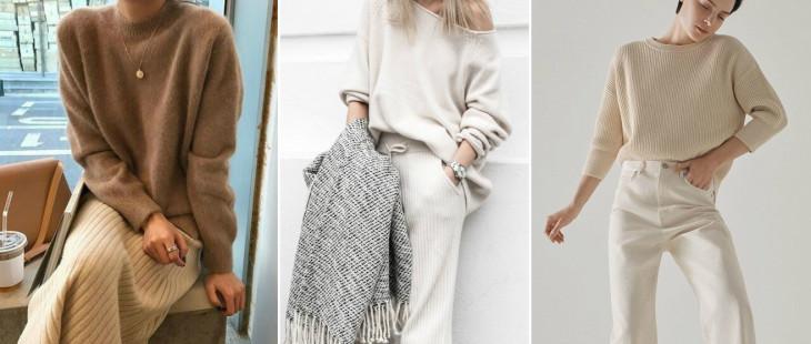 Модные вязаные изделия для женщин