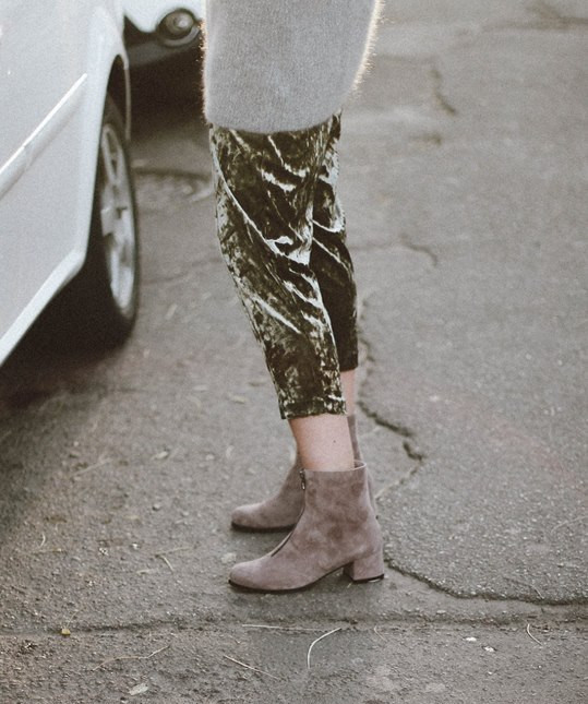 Ботинки Tuto Vzuto