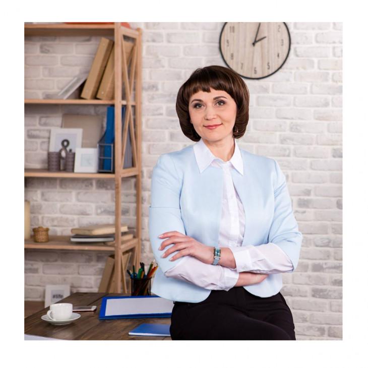 Анжела Срибная