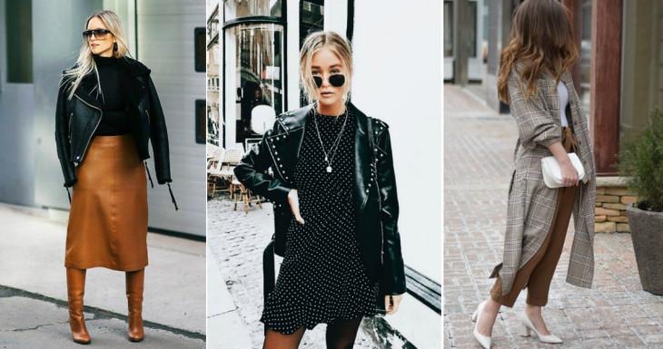 Модная верхняя одежда на весну 2019