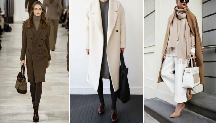 Модные пальто 2019-2020