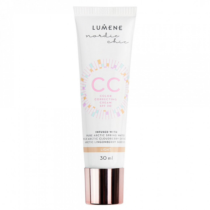 CC Color Correcting Cream от Lumene