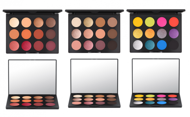 MAC Art Library EyeShadow Pallets Spring 2019