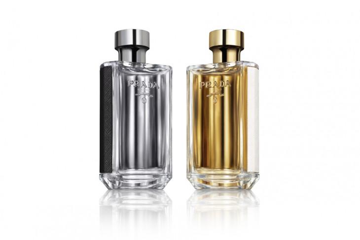 Парные ароматы La Femme и L'Homme Prada