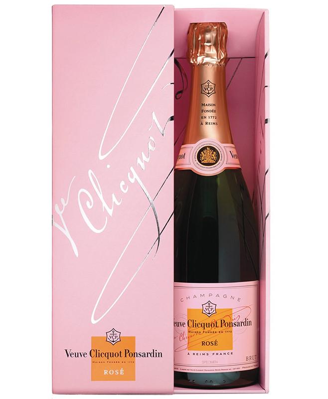 Розовое шампанское на 14 февраля