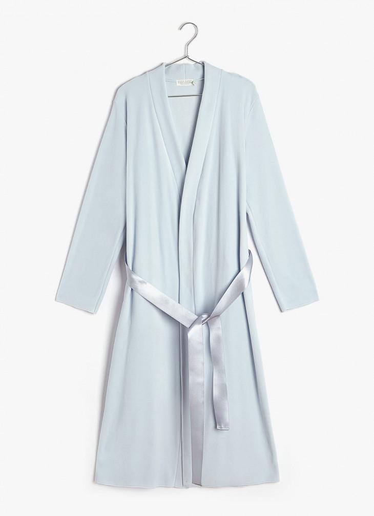 Женский халат из флиса