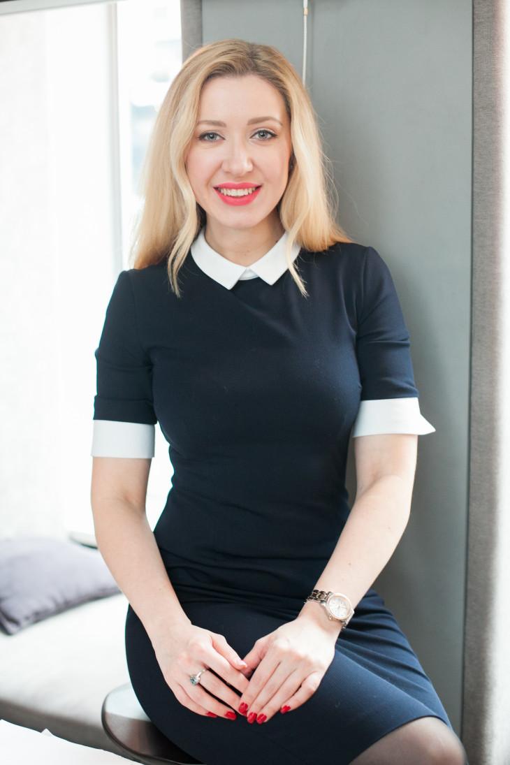 Лилианна Ковтунец, руководитель розничной сети ISEI