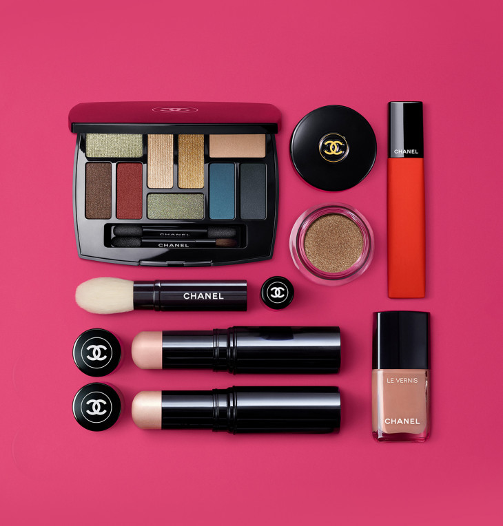 Chanel Vision D'asie: L'art Du Détail Makeup Collection 2019
