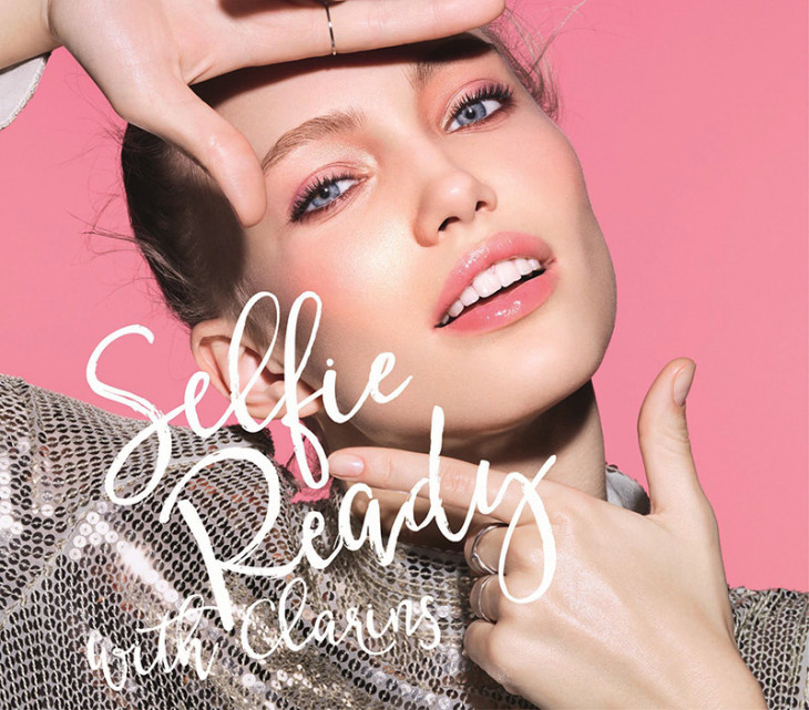 Clarins Selfie Ready Spring Makeup Collection 2019