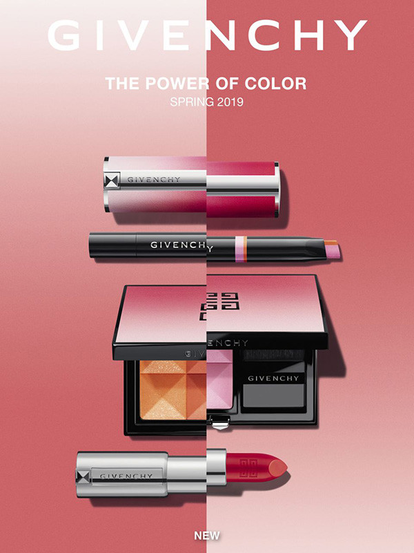 Givenchy The Power of Color Spring Makeup Collection 2019