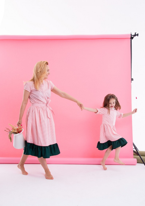 Одежда для мамы и дочки Like My Mom