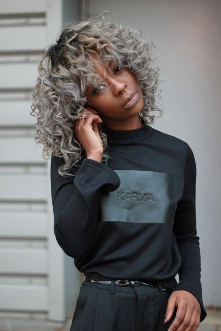Оттенки которые идеально подойдут для мелирования на темные волосы