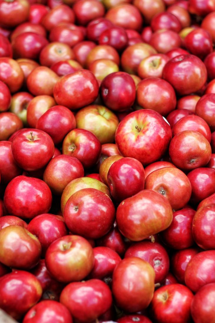 Яблочная диета меню