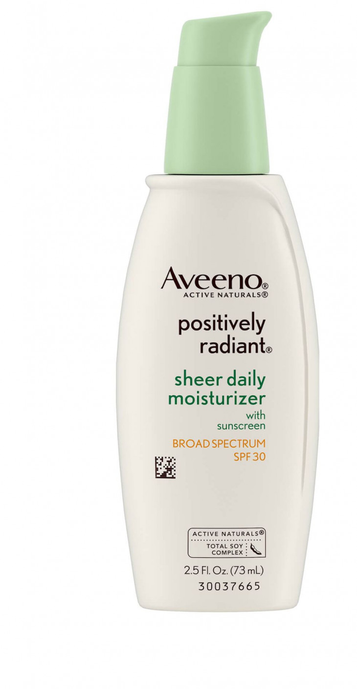 Aveeno Active Naturals Daily Moisturizer with SPF 30
