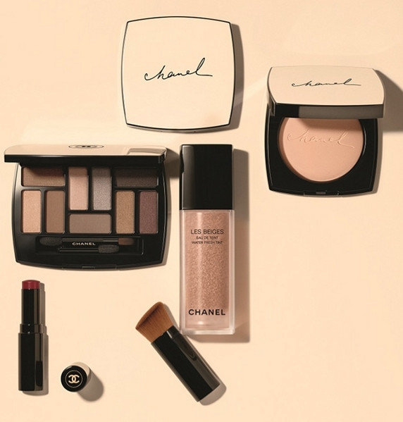 Chanel Les Beiges Makeup Collection Summer 2019