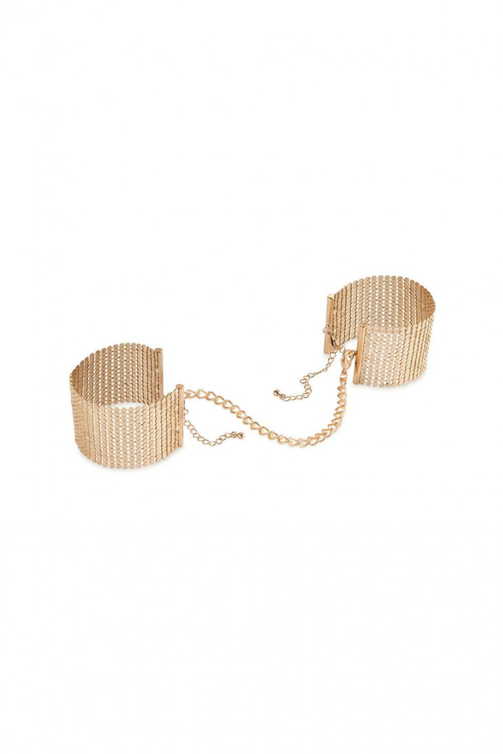 Desir Metallique Mesh Handcuffs