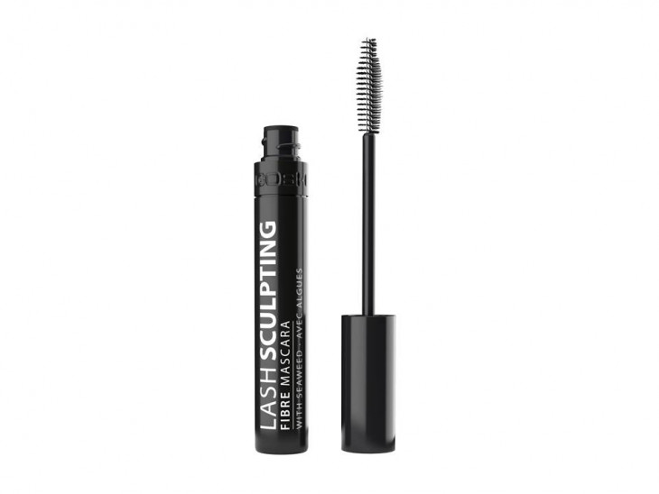 GOSH, Тушь для ресниц Lash Sculpting Fibre Mascara, 10 мл