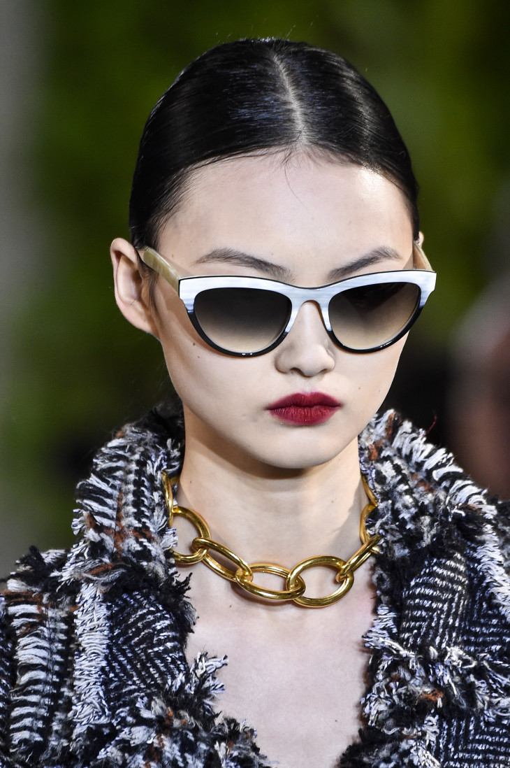 Модная прическа 2019
