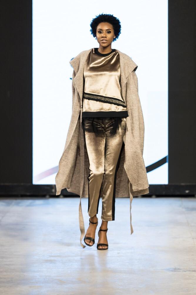 Коллекция SOLH на нью-йоркской Неделе моды