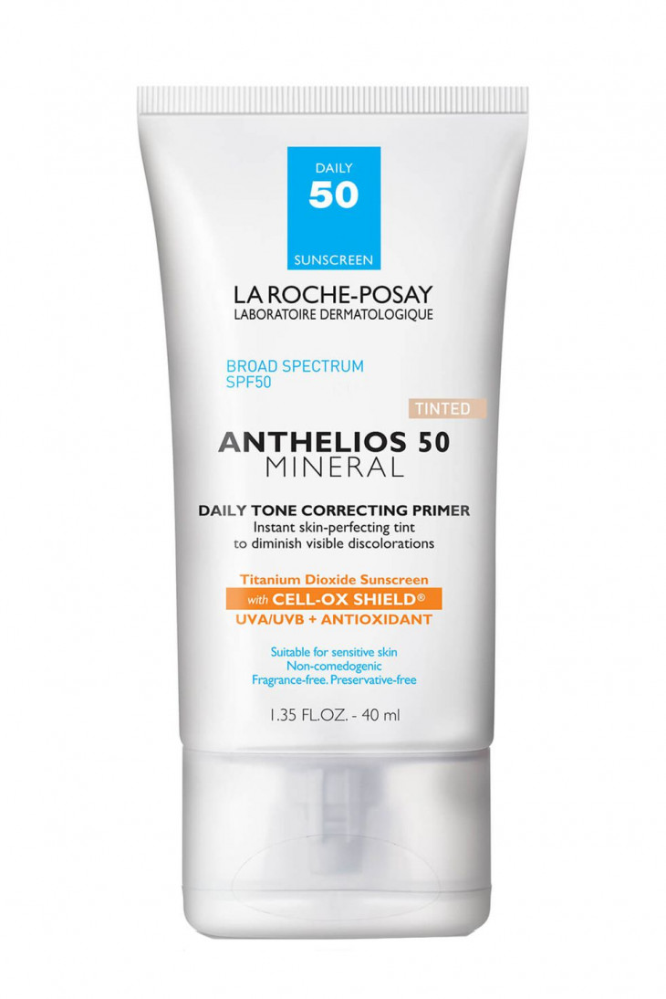 La Roche-Posay Anthelios Daily Mineral SPF 50 Sunscreen