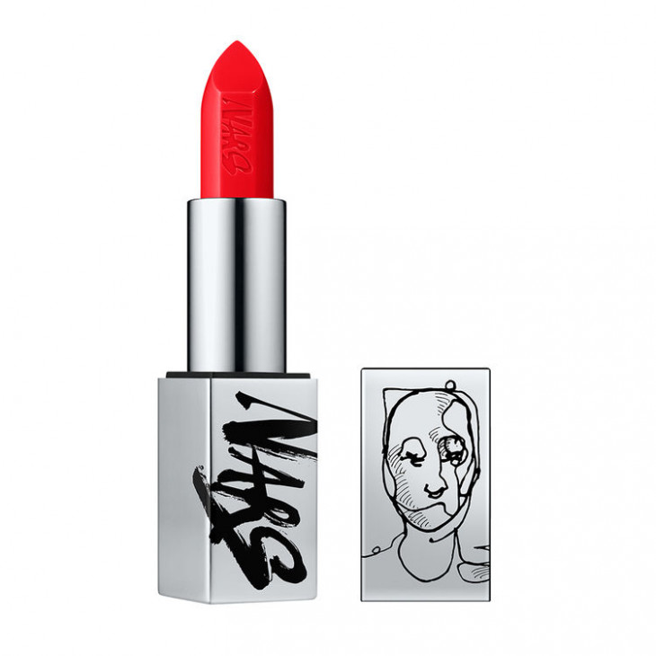 NARS х Connor Tingley Audacious Lipstick