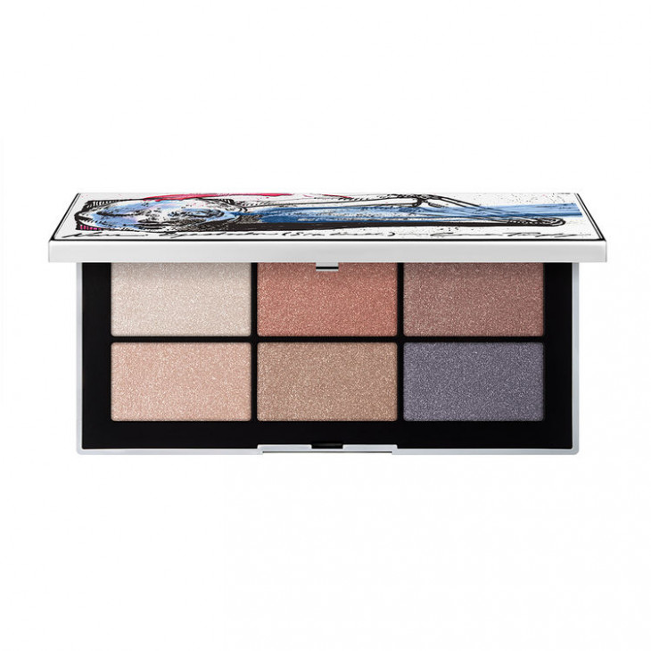 NARS х Connor Tingley Eyeshadow Palette