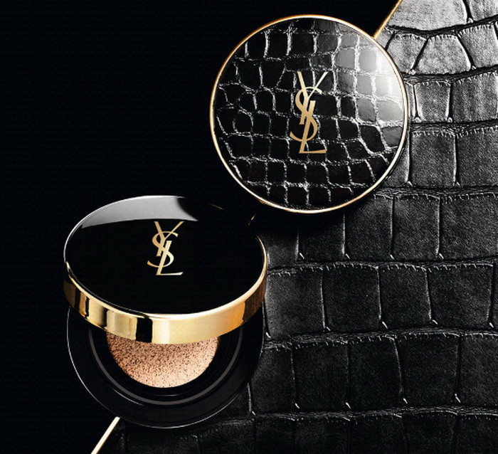 YSL Le Cushion Encre De Peau Leather Edition Spring 2019
