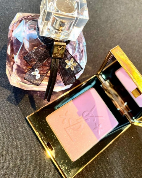 YSL Monparis Floral Face Palette Spring 2019
