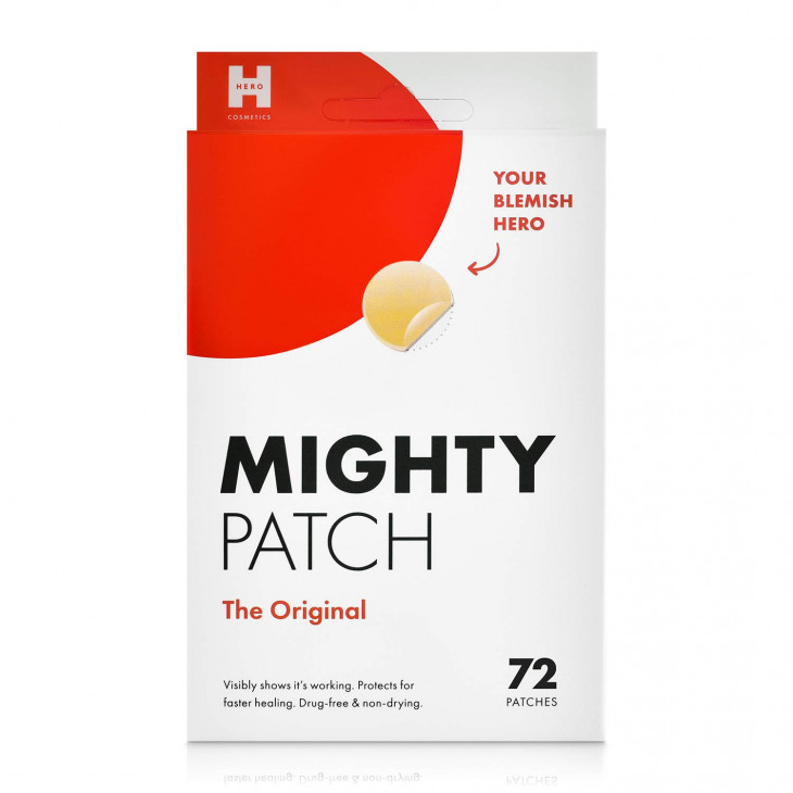 Mighty Patch от Hero Cosmetics