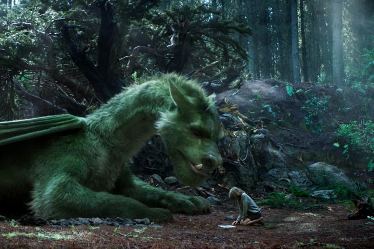 Пит и его Дракон (Pete's Dragon, 2016)