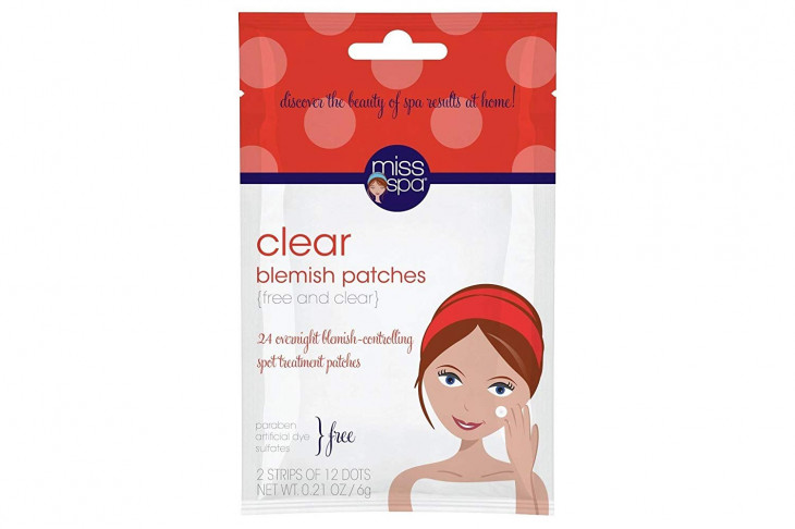 Clear Blemish Patches от Miss Spa