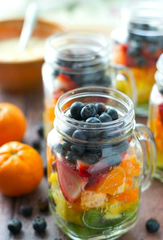 консервированные фрукты