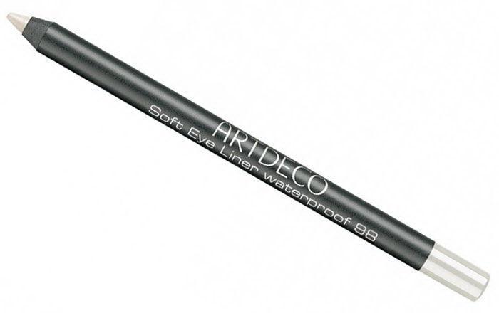 artdeco белый карандаш