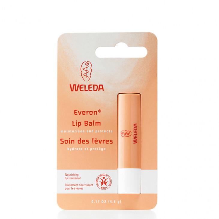 Бальзам для губ Everon от Weleda