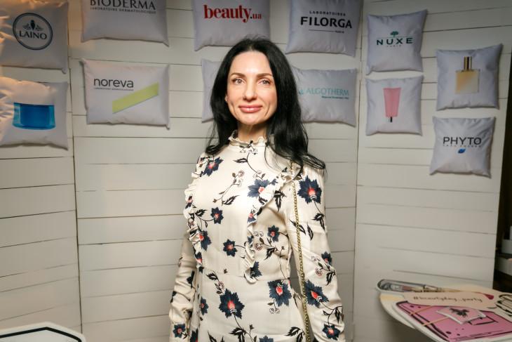 Блогер на бранче beauty.ua