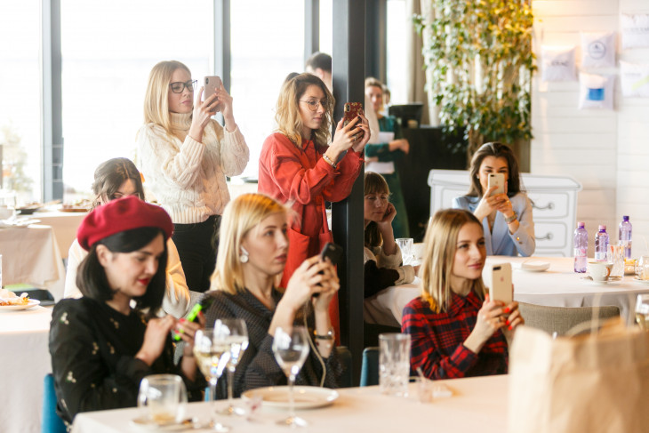 Beauty Bloggers Brunch