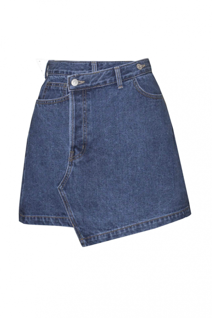 Ассиметричная юбка Pixie Market