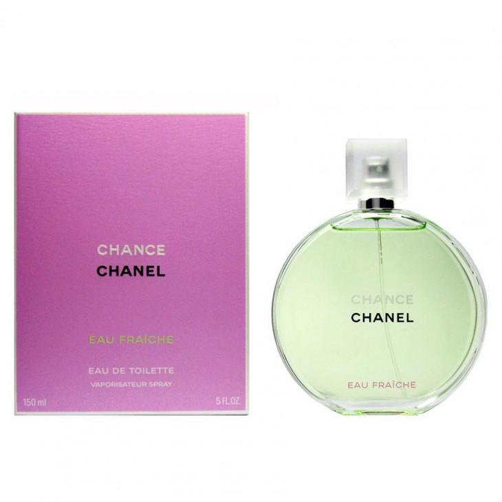 Chanel's Eau Fraîche