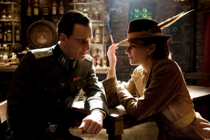 Фильм Бесславные ублюдки (Inglourious Basterds, 2008)