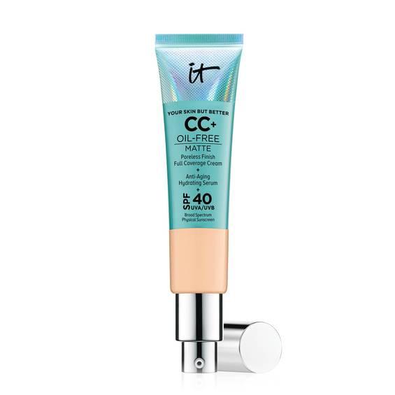 IT Cosmetics Your Skin But Better Matte CC+ Cream SPF 40