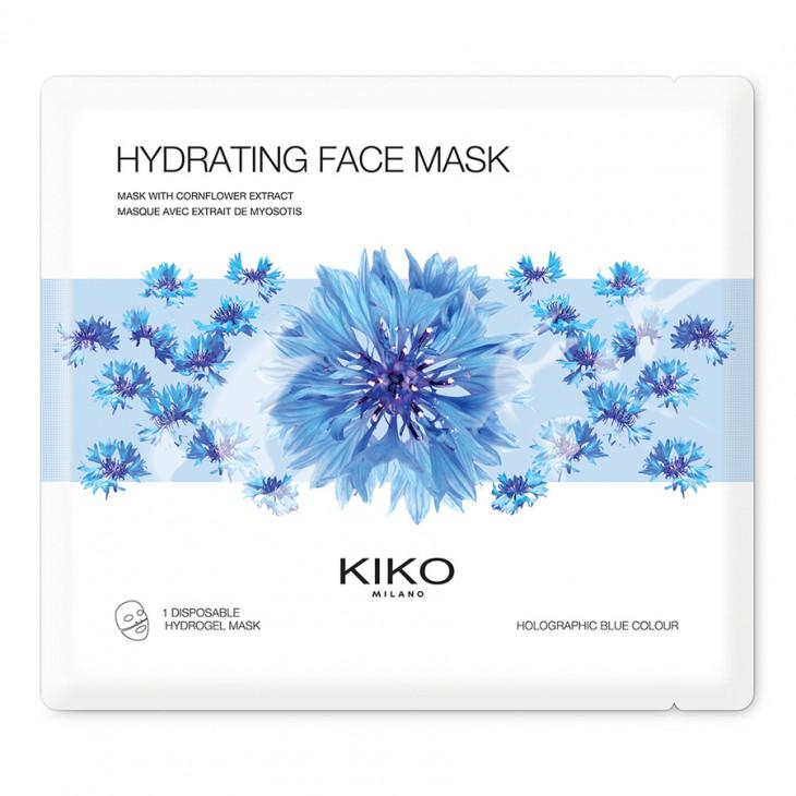 Увлажняющая маска для лица от Kiko Milano