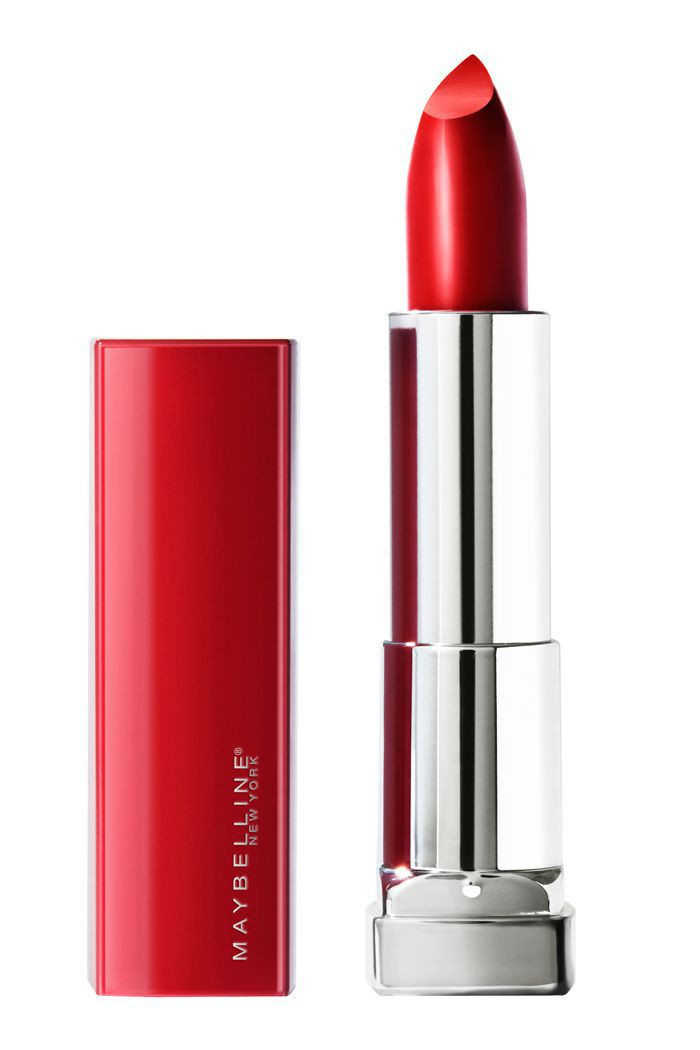 Maybelline New York Color Sensational Made for All Lipstick, оттенок Ruby for Me