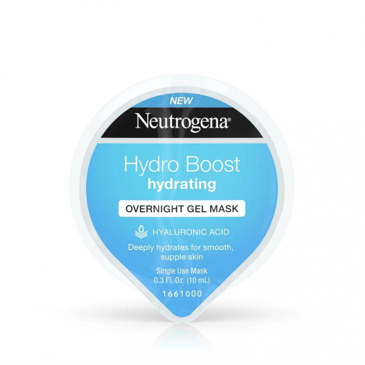 Neutrogena Hydro Boost Moisturizing Overnight Face Mask