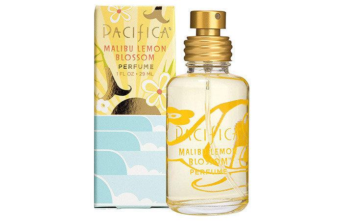 Pacifica Beauty Malibu Lemon Blossom Perfume