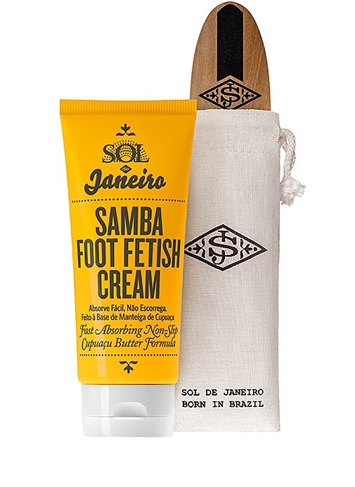 Sol De Janiero Samba 2-Step Foot Fetish Care