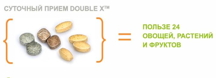 Nutrilite Double X фитонутриенты