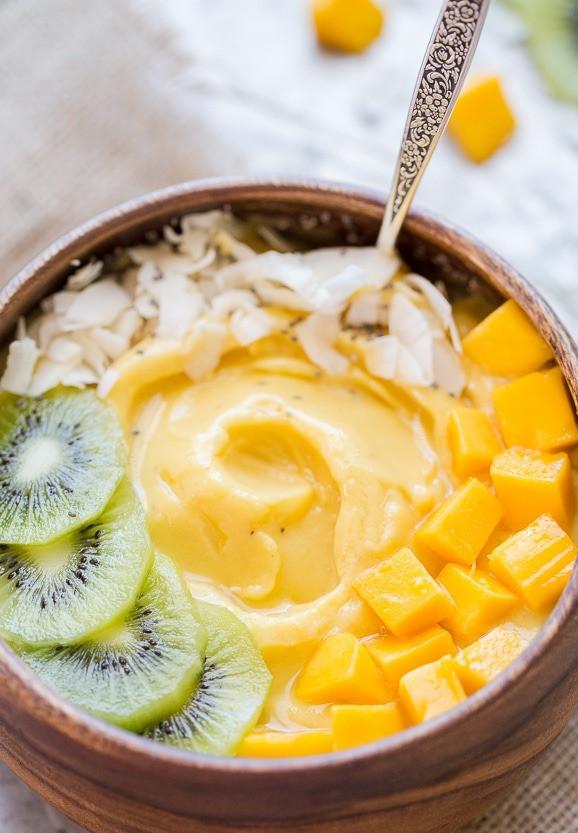 Супербоул с фруктами