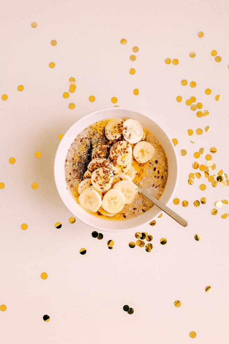 Банановый завтрак