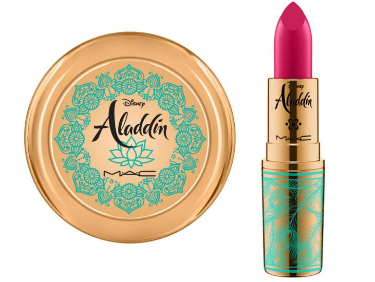 MAC x Disney Aladdin Makeup Collection 2019